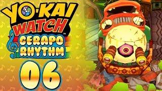 Yo-kai Watch Gerapo Rhythm - Junkernaut! [Episode 6]