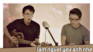 Làm Người Yêu Anh Nhé ! BaBy - guitar cover - Nguyen Jenda