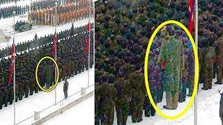 Foto di un soldato GIGANTE fanno il giro del mondo. Sarà vero o sarà falso?