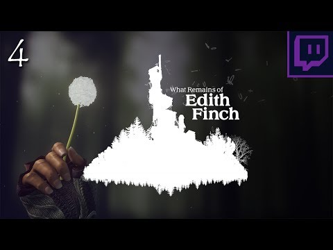 RockLeeSmile Live! - What Remains of Edith Finch (Part 4)