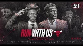 Becoming A Chicago Bull: Coby White And Daniel Gafford