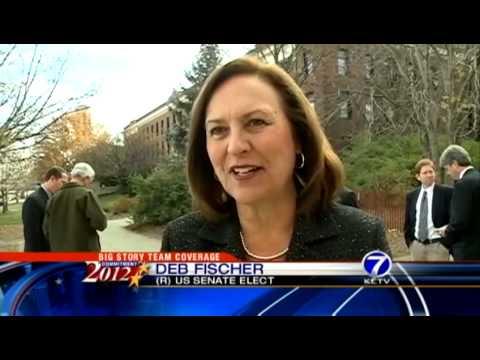 Fischer joins Neb. Congressional delegation