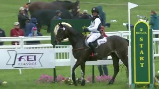 Michael Jung & Fischerrocana FST Cross Country Rolex Kentucky Three-Day Event