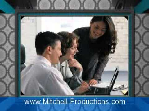 www.Mitchell-Productions.com   Web Design Services