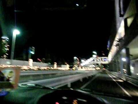 Toyota electric car - Odaiba