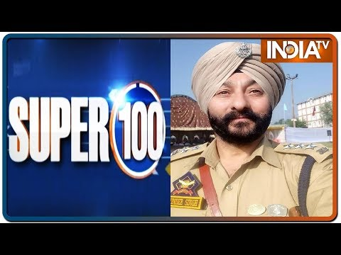 News 100 Nonstop | January 18, 2020  (IndiaTV News)