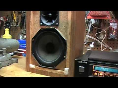 homemade speakers sound great youtube. Black Bedroom Furniture Sets. Home Design Ideas