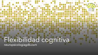 Sesión 3. Ejercicio 5: Flexibilidad cognitiva