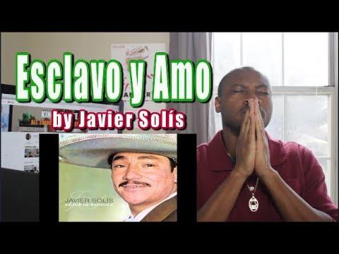 Javier Solís - Esclavo y Amo REACTION | LISTENING PARTY | El Rey de Bolero Ranchero
