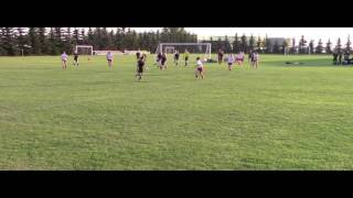 Paige Patterson 2016 soccer highlights