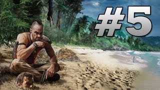 Far Cry 3 - Walkthrough / Playthrough  Part 5 - Liza