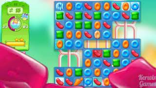 Candy Crush Jelly Saga Level 22 - No Boosters ★★★