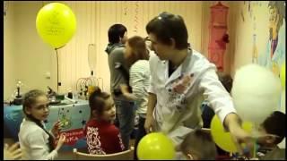 Праздник науки в Детском саду г. Обнинска, 11 ноября 2013