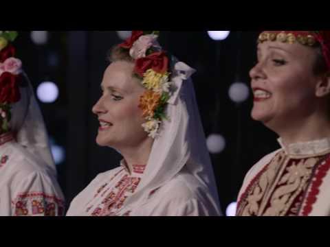 Le Mystere des Voix Bulgares - Dilmano Dilbero (Live on KEXP)
