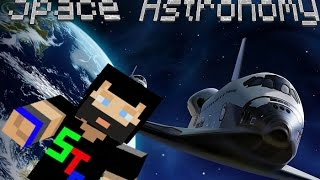 Minecraft  - Space Astronomy - Hunting Diamonds (3)