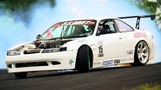 Turbo vs V8 Drifting! Is There a Replacement for Displacement? - HOT ROD Unlimited Ep. 42