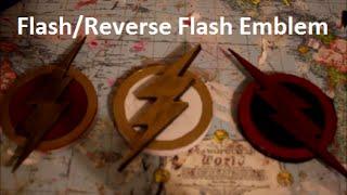 Cw Flash/Reverse Flash Emblem - Tutorial Tuesdays