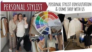 PERSONAL STYLIST CONSULTATION & COME SHOP WITH ME TRY ON // H&M &OTHERSTORIES / LJCSTYLING