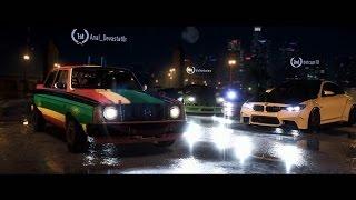 Need For Speed 2016 PC - Multiplayer Speedlist Race Gameplay w/ Volvo 242 [April Update]