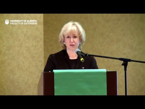The Rt. Hon. Kim Campbell Keynote Address - 2015 Access and Privacy Conference