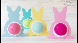 How to Create a Bunny Pop Lip Balm Holder