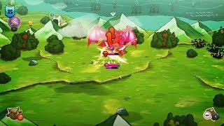 Cat Quest. #7. Уроки полета и убийство горного дракона