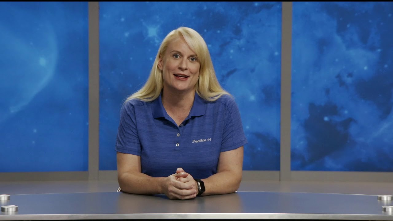 Expedition 63 64 Crew News Conference - July 1, 2020