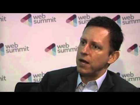 Peter Thiel - We Must Fight Aging