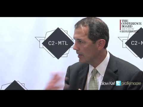 TCB Review: Karl Moore chats with Tom Gentile of GE Healthcare