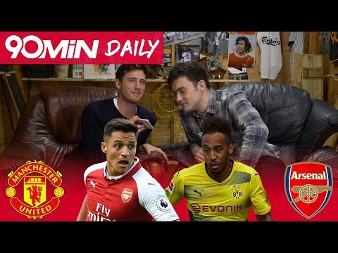 Will Alexis Sanchez sign for Man United?   Aubameyang to Arsenal!?   Man City finally lose!   Daily