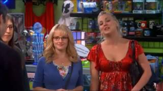 06x13 Girls Go To Comic Book Store The Big Bang Theory