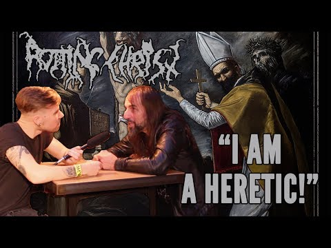 Rotting Christ - Sakis Tolis Talks - 'The Heretics'