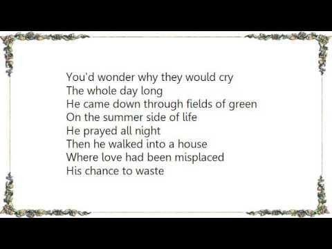 Gordon Lightfoot - Summer Side of Life Lyrics