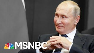 Trolling Putin Jokes About Russia Interfering In 2020 Election | The 11th Hour | MSNBC