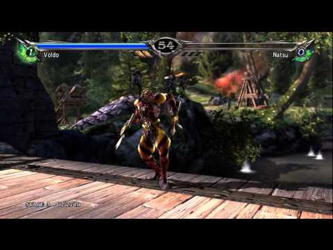 Soul Calibur 5 (360) walkthrough - Voldo