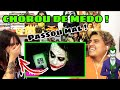 (CHOROU DE MEDO)Rap do Coringa (Batman) - POR QUE ESTÁ TÃO SÉRIO? | NERD HITS