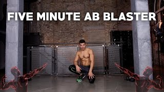 pma fitness    5 minute ab blaster workout