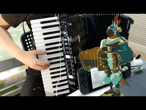 [Accordion]Kass' Theme (The Legend of Zelda: Breath of the Wild OST)