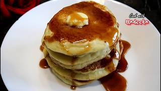 Pancake Recipe - How to Make Fluffy Pancakes from scratch - Breakfast Recipe