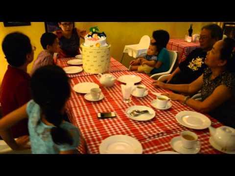 Sinh Nhật Bánh Tròn 4 tuổi, 23/02/2016