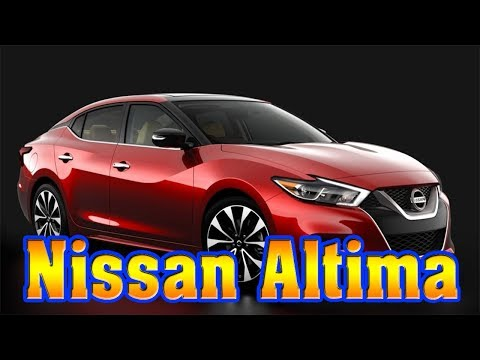 2019 Nissan Altima | 2019 Nissan Altima Redesign | 2019 Nissan Altima Release | New cars buy.