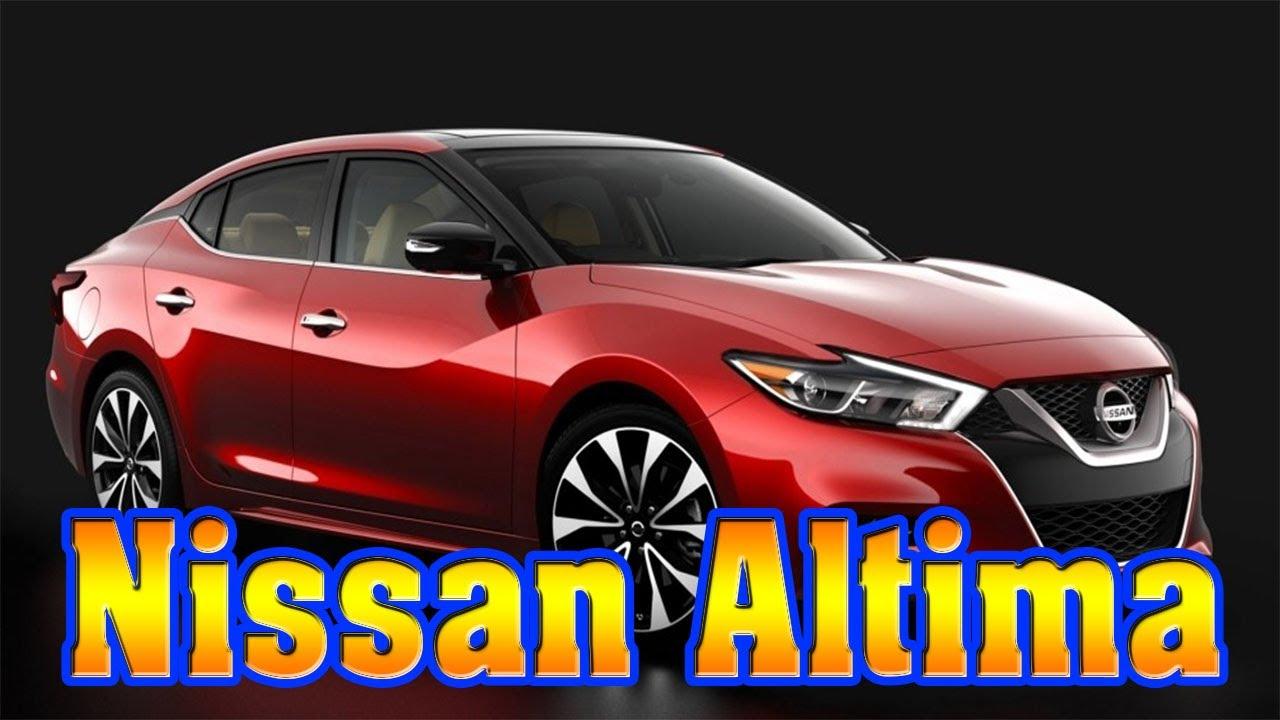 2019 Nissan Altima 2019 Nissan Altima Redesign 2019 Nissan