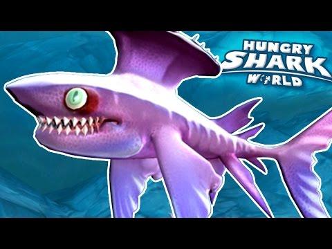 NEW SHARK SPIKE!!! - Hungry Shark World   Ep 35 HD