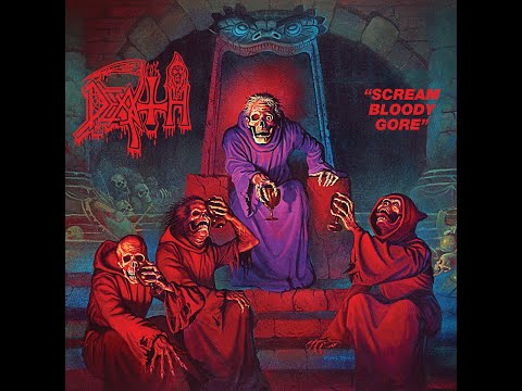 Death – Scream Bloody Gore (1987) [VINYL RIP] *4K AUDIO* *REMASTERED*
