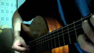 красивая песня под гитару - лирика в ночи