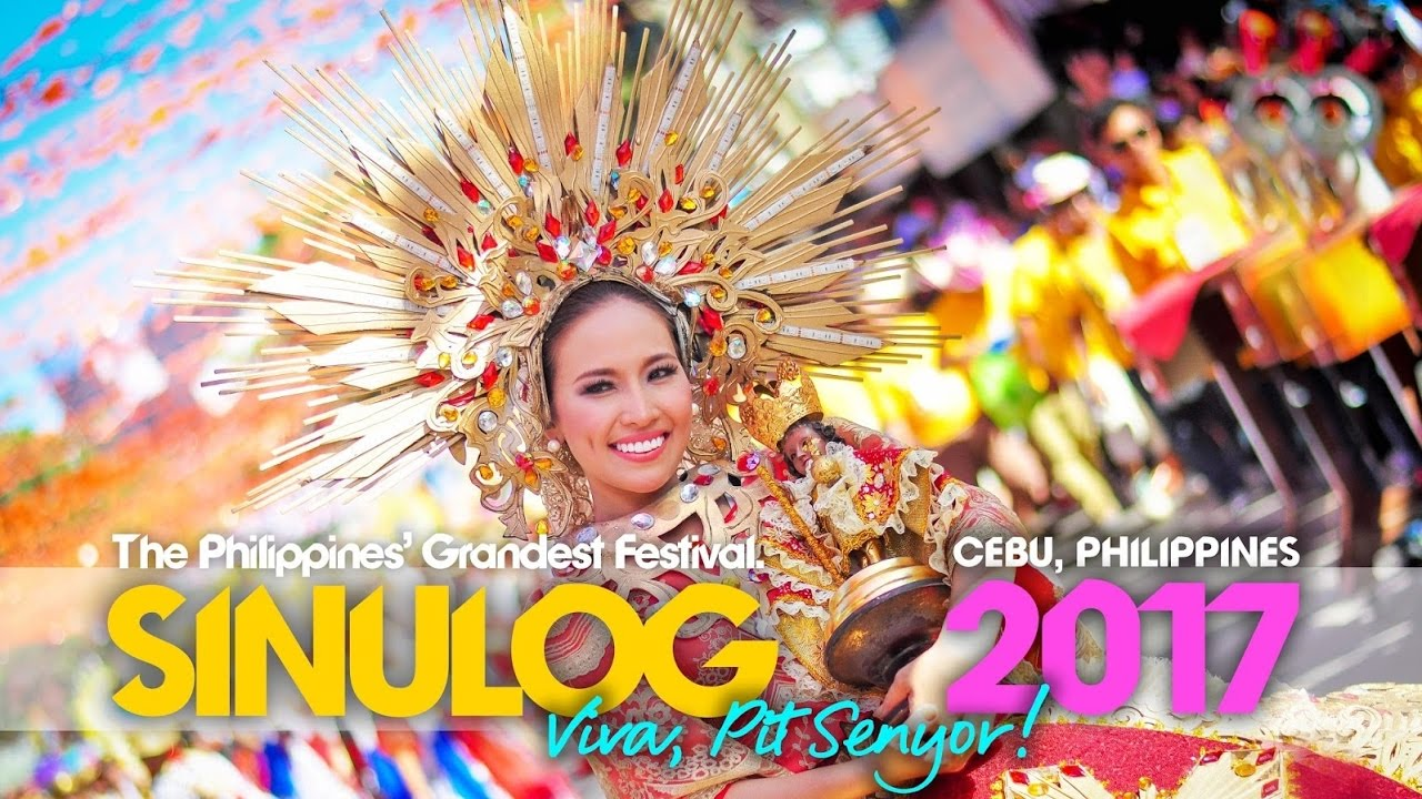 Sinulog Festival 2017 - One Beat, One Dance, One Vision ...