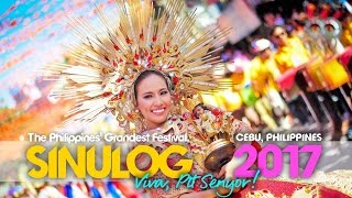 Sinulog Festival 2017 - One Beat, One Dance, One Vision