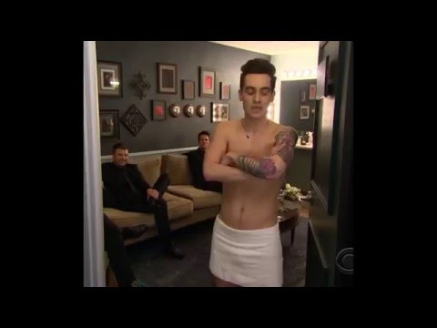 Brendon urie naked