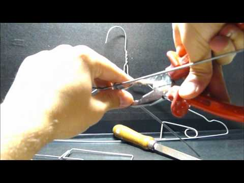 How to make a pick gun homemade part 1