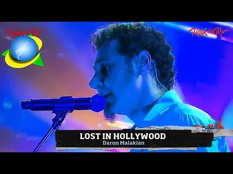 System Of A Down  Lost In Hollywood 【Rock In Rio 2011  60fpsᴴᴰ】